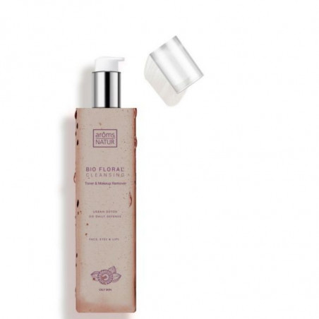 Happiness Cosmetics. Bio Floral Cleansing Piel Mixta - Aroms Natur