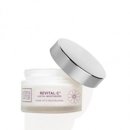 Revital-C. Crema de Día Revitalizante - Aroms Natur