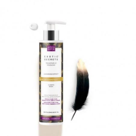 Sense Lux. Exotic Secrets Natural Body Oil - Aroms Natur