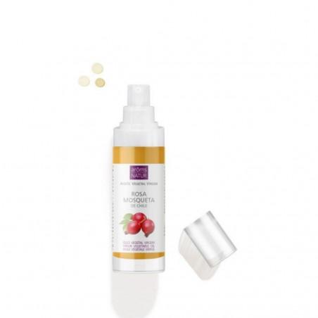 Rosehip Pure. Aceite Vegetal de Rosa Mosqueta ( sin aroma) - Aroms Natur