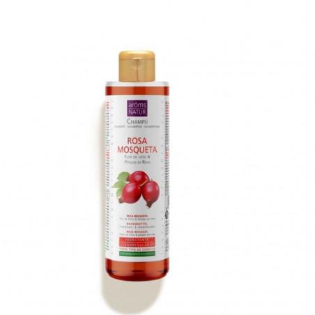 Rosehip Pure. Campú Rosa Mosqueta - Aroms Natur