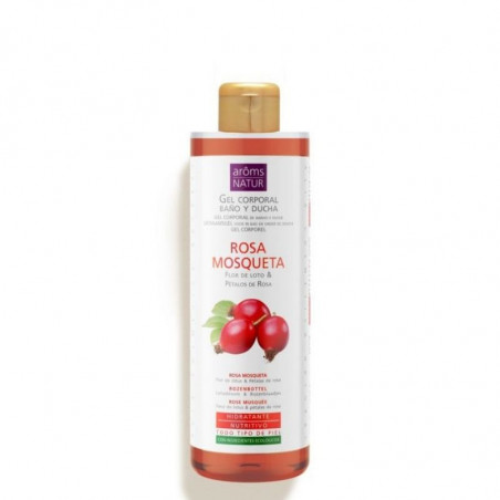 Rosehip. Gel Corporal Rosa Mosqueta - Aroms Natur