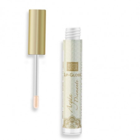 Argán Gold. Diamante Lip Gloss - Aroms Natur