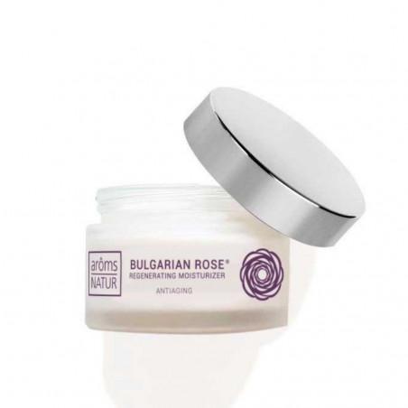 Bulgarian Rose. Crema Facial Anti-Edad - Aroms Natur