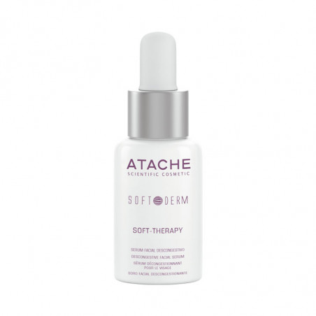 Soft Derm. Serum Facial Descongestivo - ATACHE