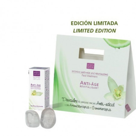 Pack. Anti-Age · Revitalisant - Aroms Natur