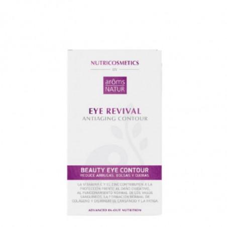Nutricosmetics. Eye Revival - Aroms Natur