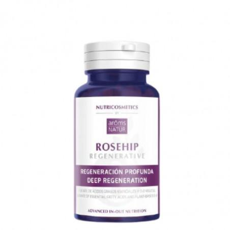 Nutricosmetics. Rosehip  Regenerative - Aroms Natur