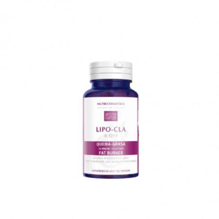 Nutricosmetics. Lipo-CLA & Q10 - Aroms Natur