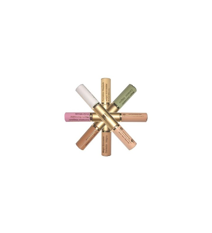 Corrector Mágico doble MAGIC CONCEALER - ALISSI BRONTË