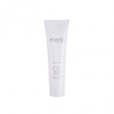 White. CC Cream Perfect Definition Antiage - Eberlin
