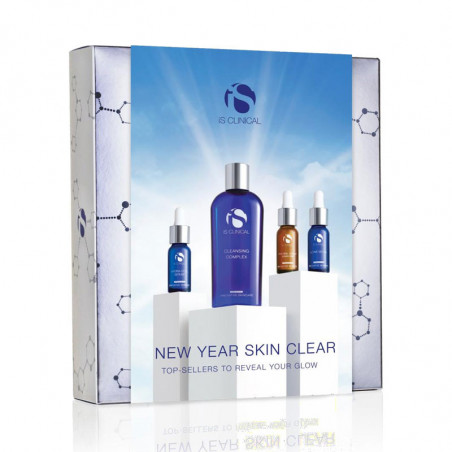 Holiday Promotion. New Year Skin Clear - Is Clinical