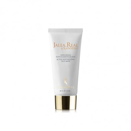 Jalea Real & Ginseng. Mascarilla Revitalizante-Activa - KEENWELL