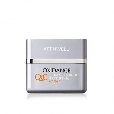 Oxidance. Crema Antioxidante Multidefensa - KEENWELL