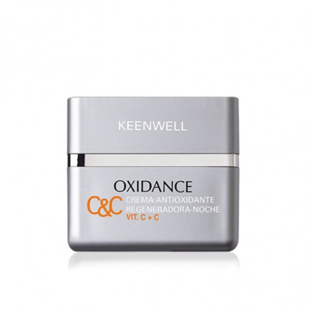 Oxidance. Crema Antioxidante Regeneradora Noche VIT. C+C - KEENWELL