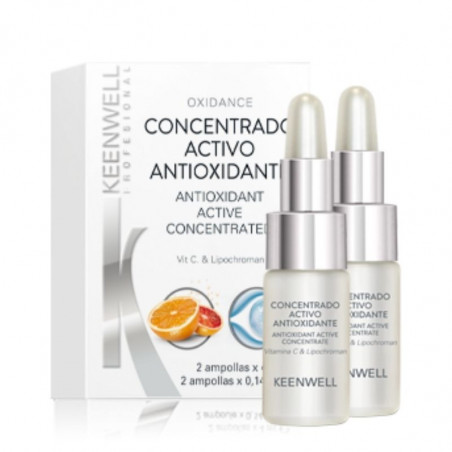 Concentrados Activos. Activo Antioxidante - KEENWELL