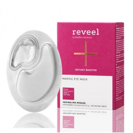 Instant Booster. Marine Eye Mask - Reveel