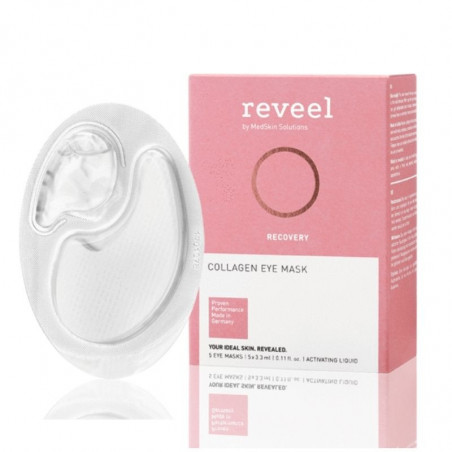 Replenishment Recovery. Collagen Eye Mask - Reveel