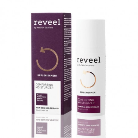Replenishment. Comforting Moiturizer - Reveel