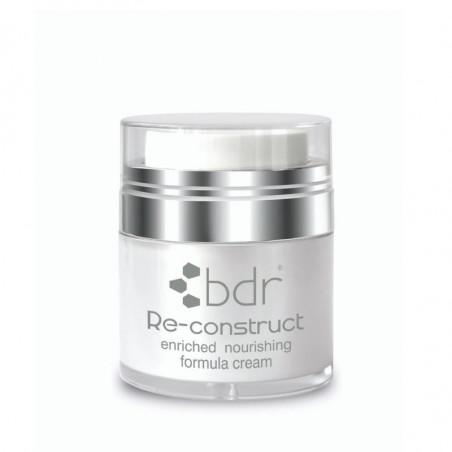 Emulsiones y Cremas. Re-Construct - BDR