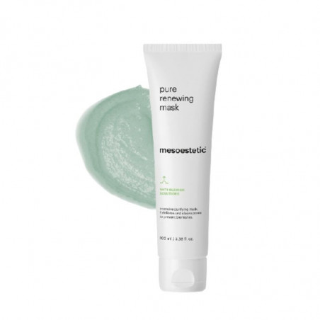 Acne Solution. Pure Renewing Mask - MESOESTETIC