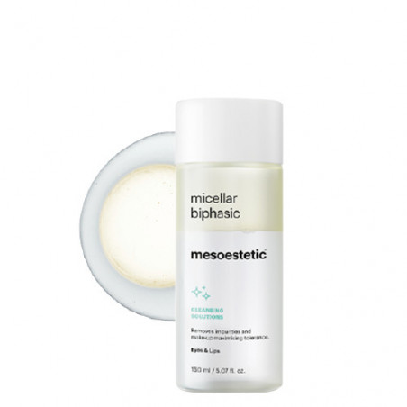 Cleansing Solutions. Micellar Biphasic - Mesoestetic