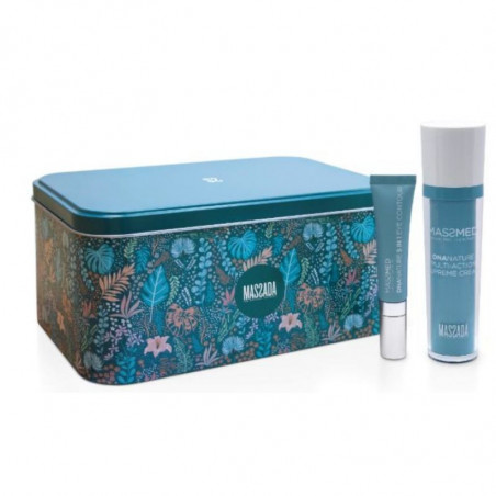 Pack lujo navidad. Massmed DNA Nature - Massada