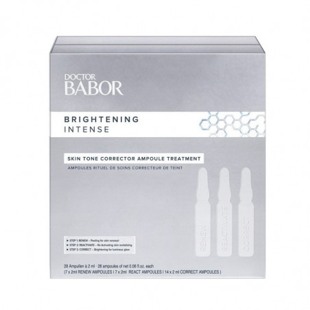Brightening Intense. Skin Tone Corrector Ampoules - Doctor Babor