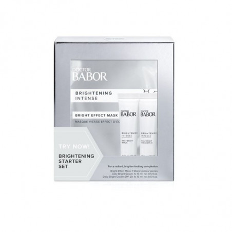 Brightening Intense. DOC Brightening Kit - Doctor Babor