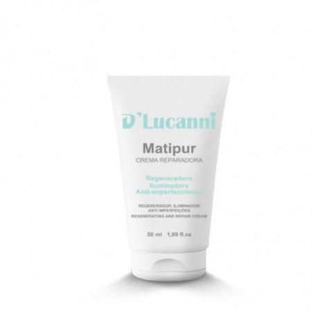 Imperfecciones y acné. Matipur Night - D'LUCANNI