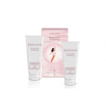 Corporal. Pack Advance Body Sculpting - D'LUCANNI