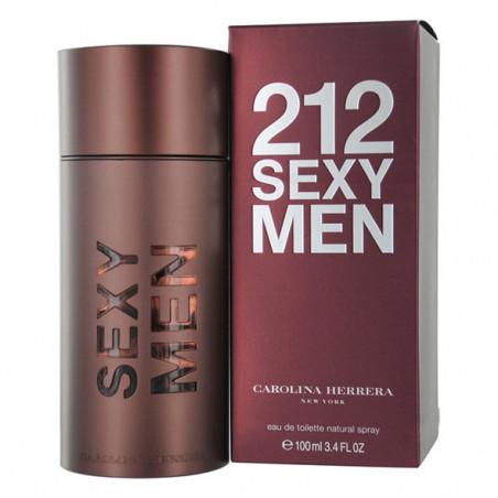 212 Sexy Eau de Toilette de para Hombre - Carolina Herrera