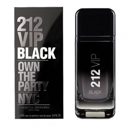 212 VIP Black Eau de Parfum para Hombre - Carolina Herrera
