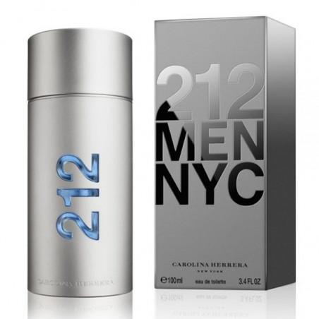 212 Men Eau de Toilette con vaporizador – Carolina Herrera