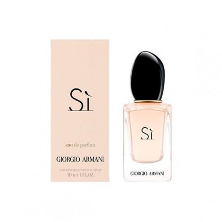 Si Eau de Parfum con vaporizador- Giorgio Armani
