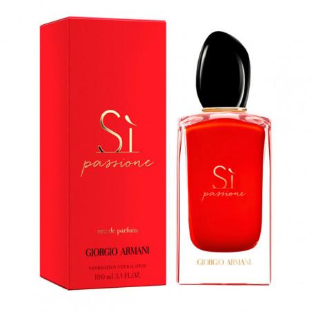 Si Passione Eau de Parfum con vaporizador- Giorgio Armani