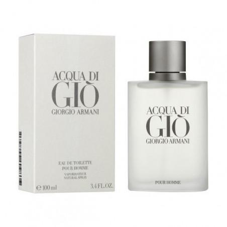 Aqua de Gio Men Eau de Toilette con vaporizador – Giorgio Armani