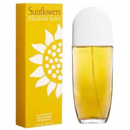Sunflowers Eau de Toilette con vaporizador- Elizabeth Arden