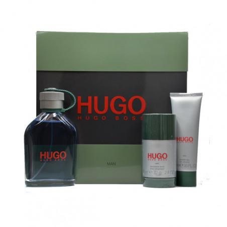 Set Hugo Eau de Toilette con vaporizador – Hugo Boss