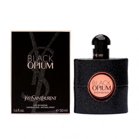 Black Opium Eau de Parfum con vaporizador – Yves Saint Laurent