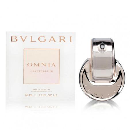 Omnia Crystalline Eau de Toilette con vaporizador – Bulgari