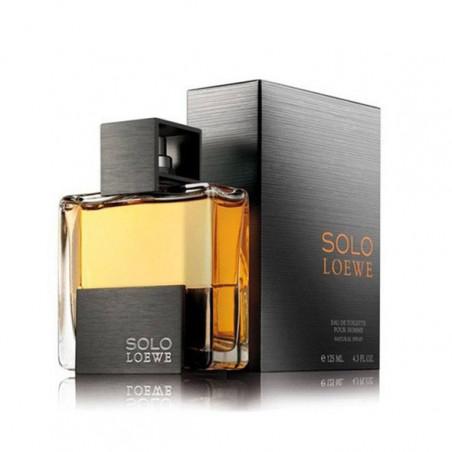Solo Loewe Pour Homme Eau de Toilette con vaporizador- Loewe