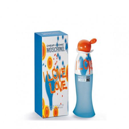 Cheap & Chic I Love Love Eau de Toilette con vaporizador – Moschino