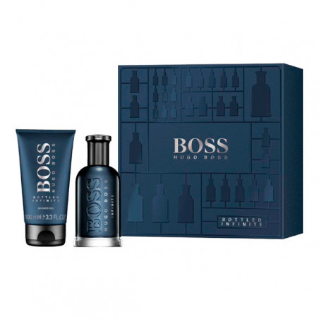 Set Boss Infinite Eau de Parfum con vaporizador – Hugo Boss