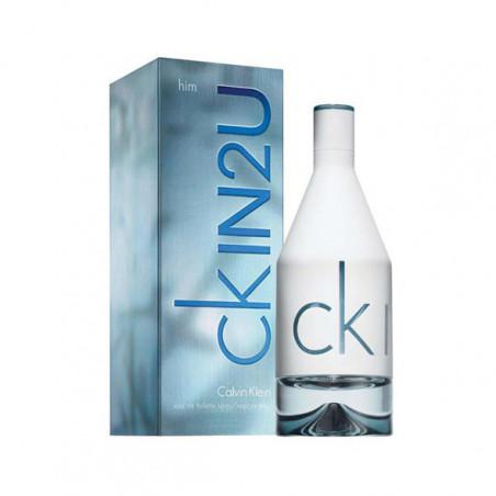 CK In 2 U Man Eau de Toilette con vaporizador – Calvin Klein