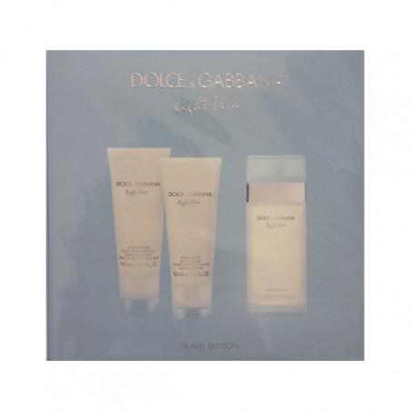 Set Light Blue Eau de Toilette con vaporizador + Talla Pequeña - Dolce & Gabbana