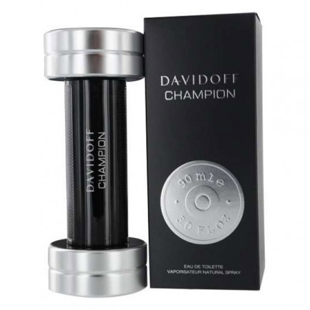Champion Eau de Toilette con vaporizador – Davidoff