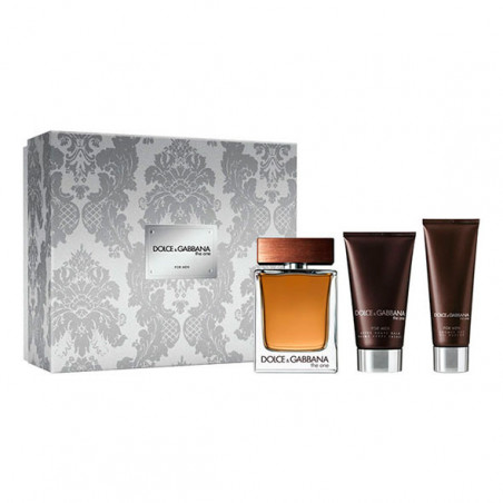 Set The One Men After Shave + Gel - Dolce & Gabbana