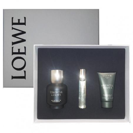 Set Esencia Eau de Toilette con vaporizador – Loewe