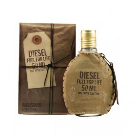 Fuel For Life Men Eau de Toilette con vaporizador – Diesel